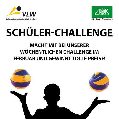 2. VLW-Schüler-Challenge läuft bis Dienstag, 16. März