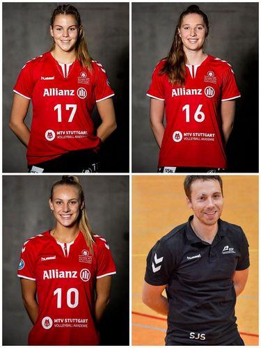 Drei BSP-Spielerinnen für EM-Vorbereitung nominiert