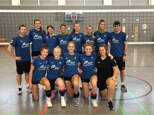 Stuttgarter BSP-Team startet in die Drittliga-Saison