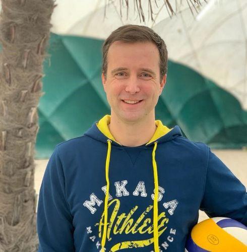 Tobias Rex ist neuer Trainer am Bundesstützpunkt Beachvolleyball